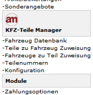 KFZ Manager