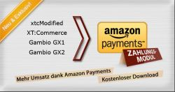 Amazon Payments Modul - API Update und Verbesserungen