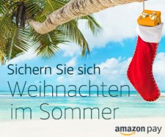 Sparend in den Sommer mit Amazon Pay!