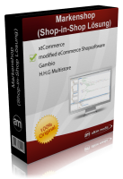 Markenshop (Shop-in-Shop L�sung) f�r modified eCommerce